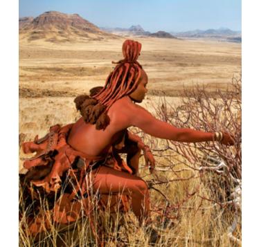 Voyage olfactif Le désert de Namibie