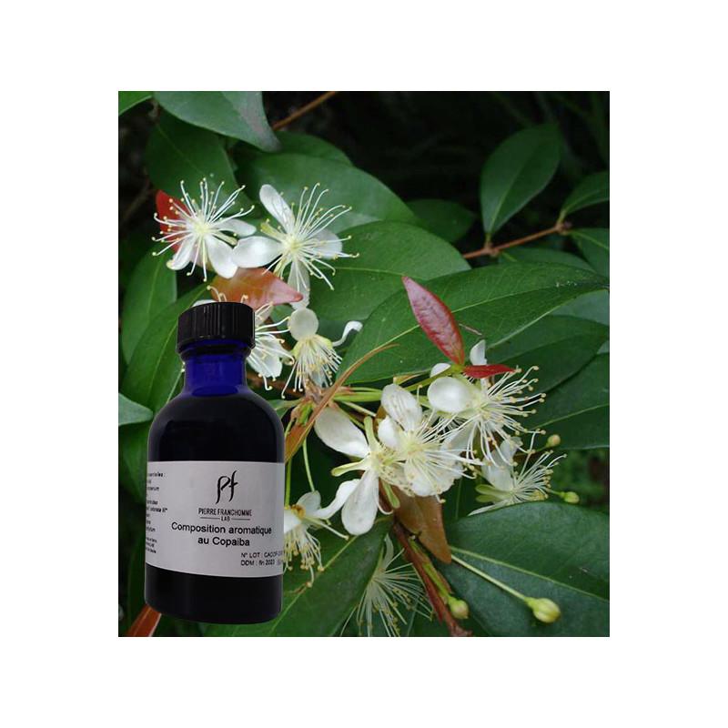 Composition aromatique au Copaiba